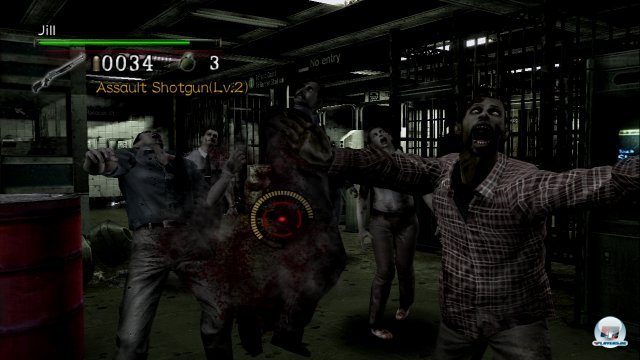 Screenshot - Resident Evil: Chronicles HD (PlayStation3) 2338327