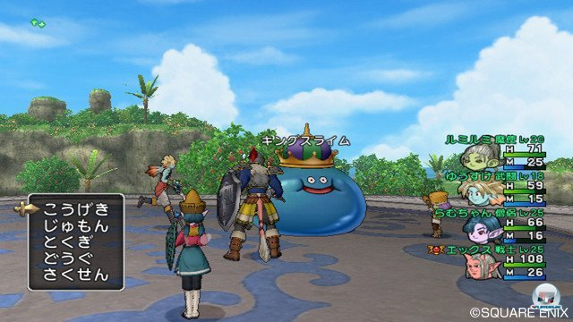 Screenshot - Dragon Quest X Online (Wii) 2368832