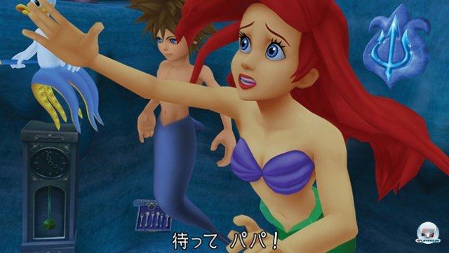 Screenshot - Kingdom Hearts 1.5 HD Remix  (PlayStation3) 92432987