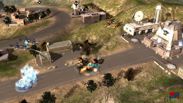 Screenshot - EndWar Online (PC)
