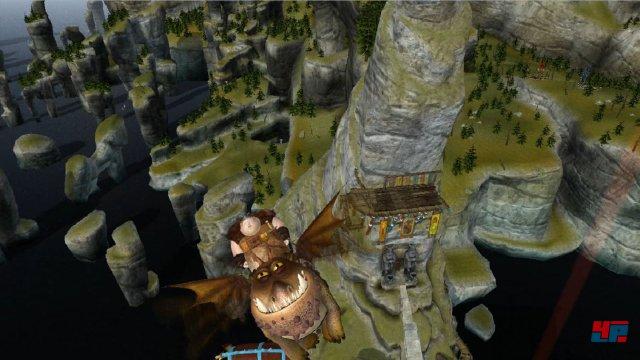 Screenshot - Drachenzähmen leicht gemacht 2 (PlayStation3) 92486200