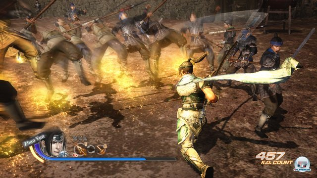 Screenshot - Dynasty Warriors 7: Xtreme Legends (PlayStation3) 2277317