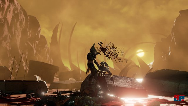 Screenshot - Shadow of the Beast (PlayStation4) 92507407