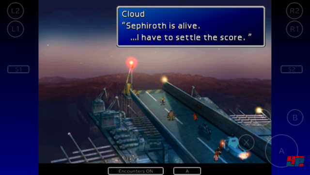Screenshot - Final Fantasy 7 (iPad) 92512153