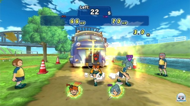 Screenshot - Inazuma Eleven Strikers (Wii) 2394027