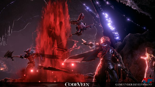 Screenshot - Code Vein (PC) 92544379