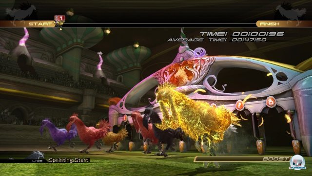 Screenshot - Final Fantasy XIII-2 (PlayStation3) 2290052
