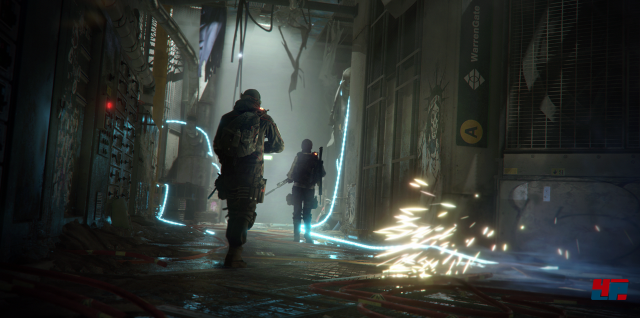 Screenshot - The Division (PC)