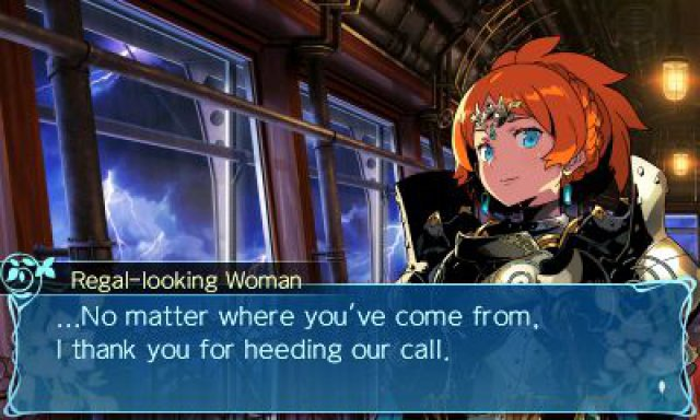 Screenshot - Etrian Odyssey Nexus (3DS)