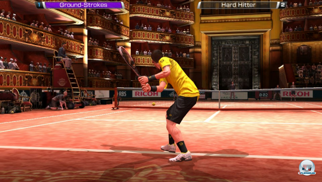 Screenshot - Virtua Tennis 4 (PS_Vita) 2246207