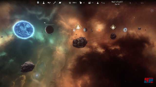 Screenshot - Dawn of Andromeda (Linux)