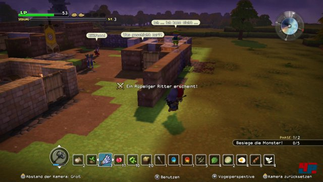 Screenshot - Dragon Quest Builders (Switch)
