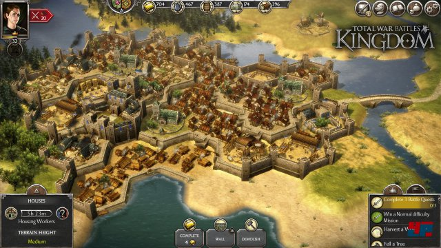 Screenshot - Total War Battles: Kingdom (Android)