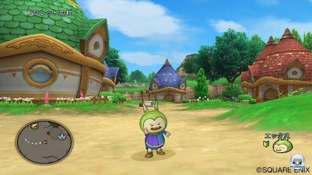 Screenshot - Dragon Quest X Online (Wii) 2357182