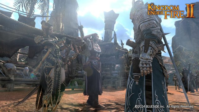 Screenshot - Kingdom under Fire 2 (PC) 92479094