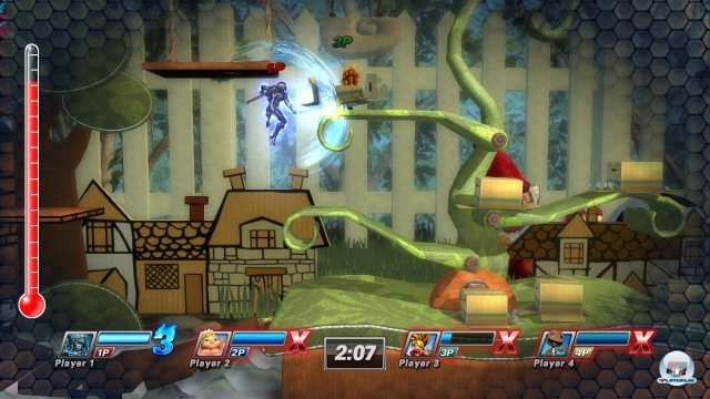 Screenshot - PlayStation All-Stars: Battle Royale (PlayStation3) 2397132