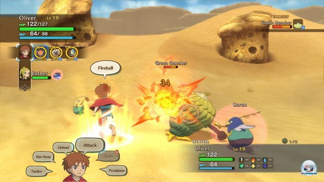 Screenshot - Ni No Kuni: Der Fluch der Weißen Königin (PlayStation3) 92404657