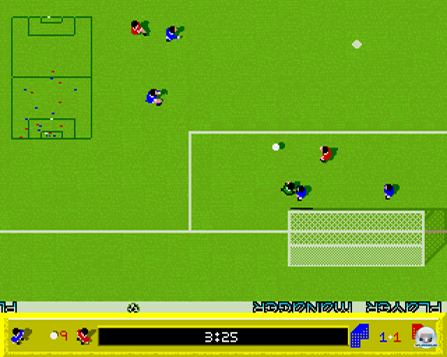 Screenshot - Kick Off (PC)