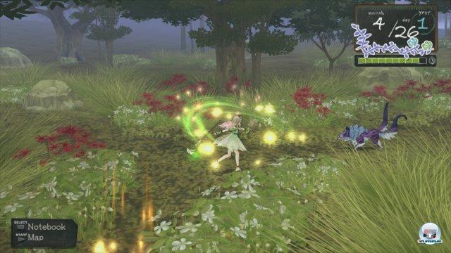 Screenshot - Atelier Ayesha: The Alchemist of Dusk (PlayStation3) 92440342