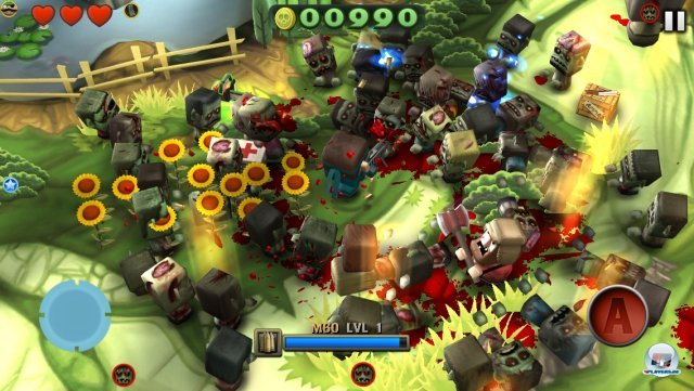 Screenshot - Minigore 2: Zombies (iPhone) 92431447