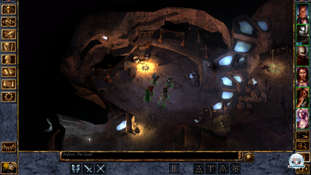 Screenshot - Baldur's Gate: Enhanced Edition (Android) 92400142