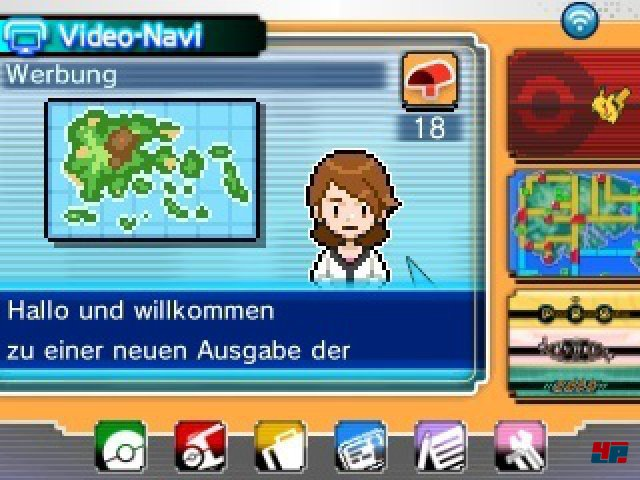 Screenshot - Pokémon Alpha Saphir (3DS) 92495924