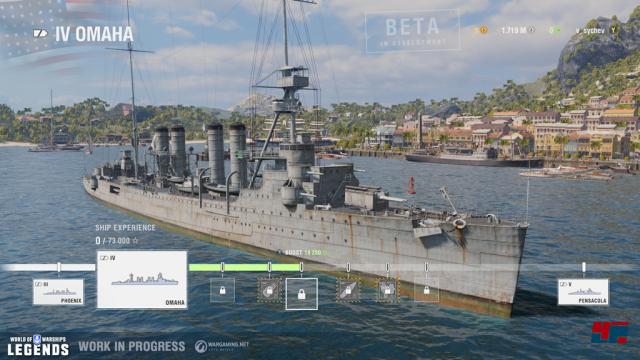 Screenshot - World of Warships (PS4) 92572397