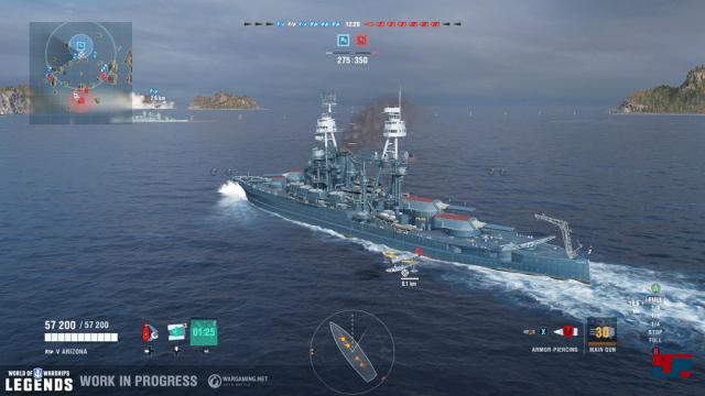 Screenshot - World of Warships (PS4) 92572419