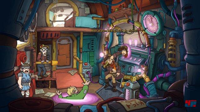 Screenshot - Deponia Doomsday (Linux) 92522012