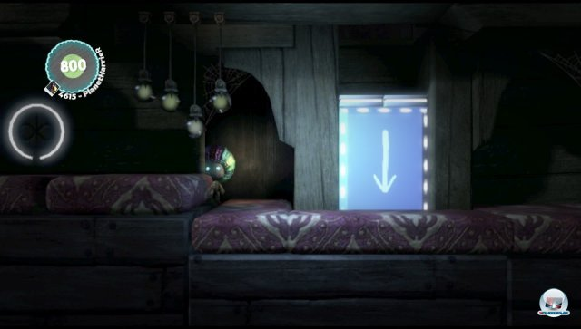 Screenshot - LittleBigPlanet PS Vita (PS_Vita)