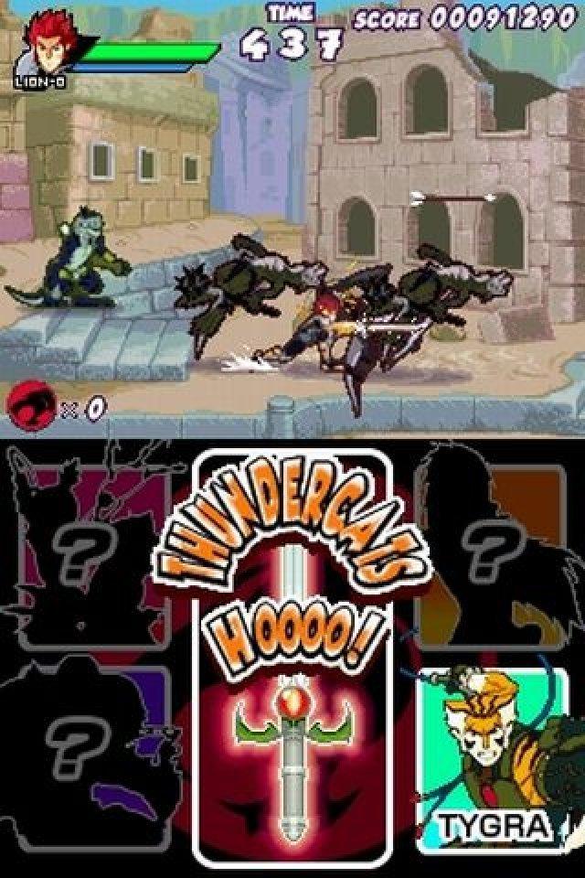 Screenshot - Thundercats (NDS) 2362297
