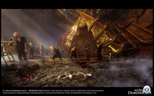 Screenshot - Das Schwarze Auge: Demonicon (PC) 2243777