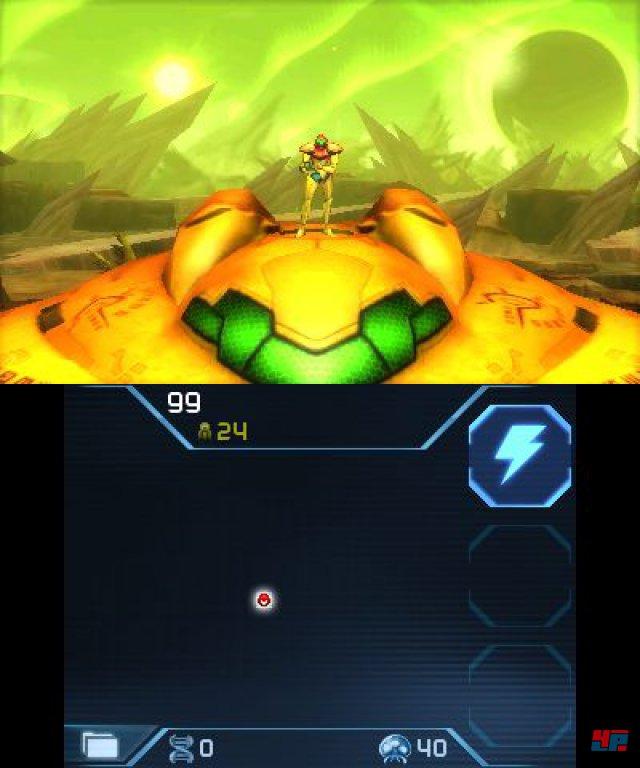 Screenshot - Metroid: Samus Returns (3DS) 92550500