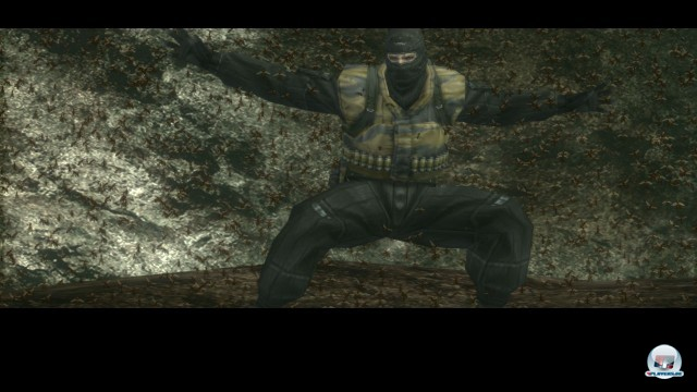 Screenshot - Metal Gear Solid: HD Collection (PlayStation3) 2251432