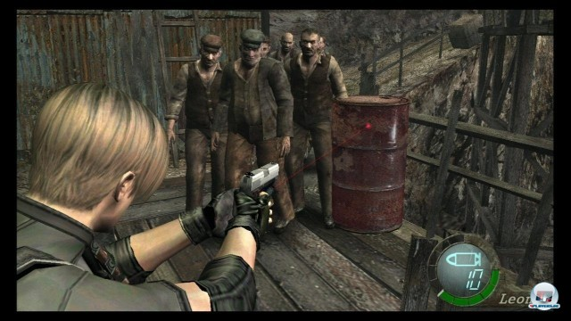 Screenshot - Resident Evil: Revival Selection (PlayStation3)