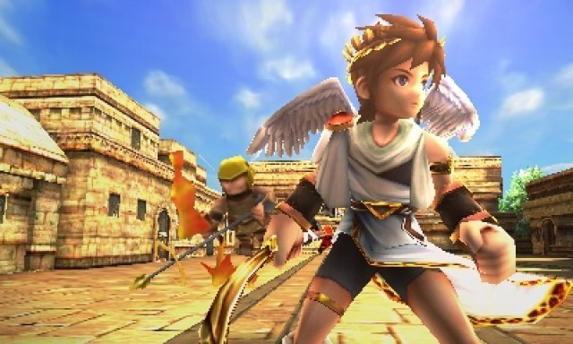 Screenshot - Kid Icarus: Uprising (3DS) 2312577