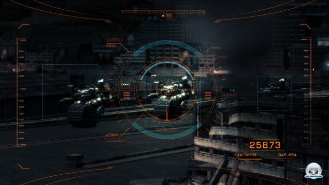 Screenshot - Armored Core V (PlayStation3) 2221927