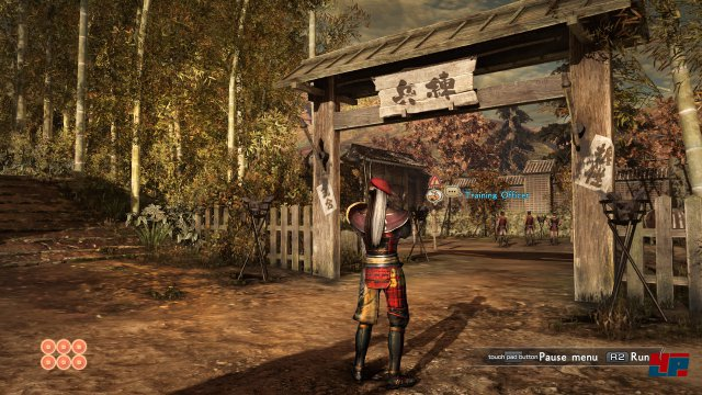 Screenshot - Samurai Warriors: Spirit of Sanada (PC)