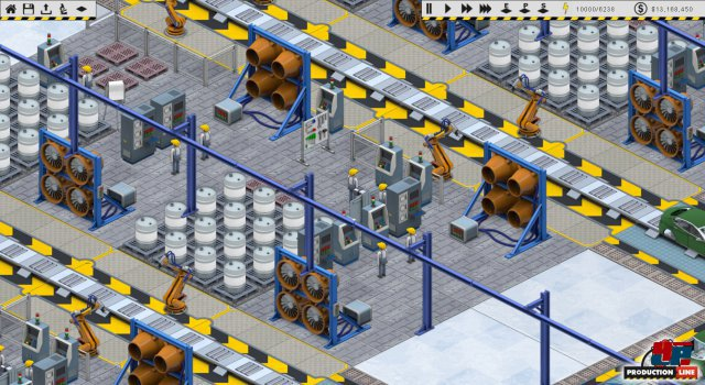 Screenshot - Production Line (PC)