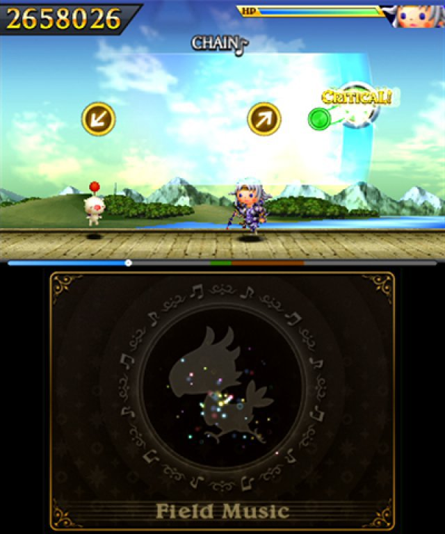 Screenshot - Theatrhythm: Final Fantasy - Curtain Call (3DS) 92484209