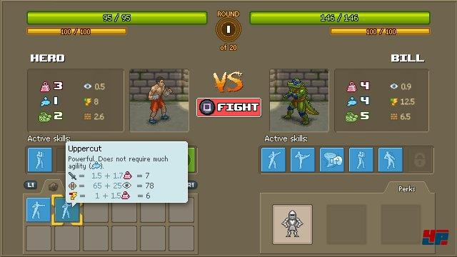 Screenshot - Punch Club (PS4) 92543327