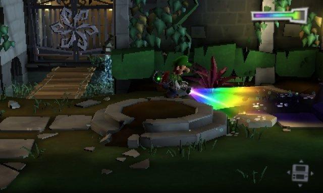 Screenshot - Luigi's Mansion: Dark Moon (3DS) 2365222