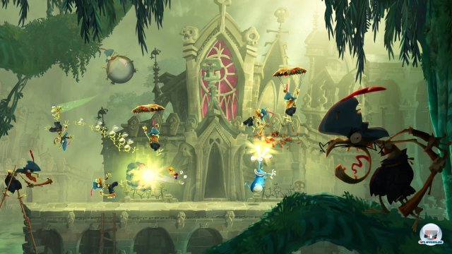 Screenshot - Rayman Legends (Wii_U) 2364142