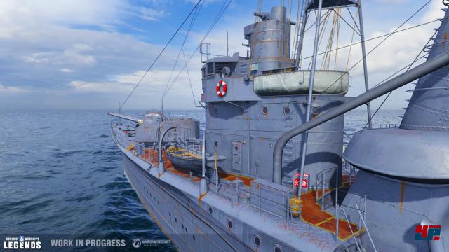 Screenshot - World of Warships (PS4) 92572405