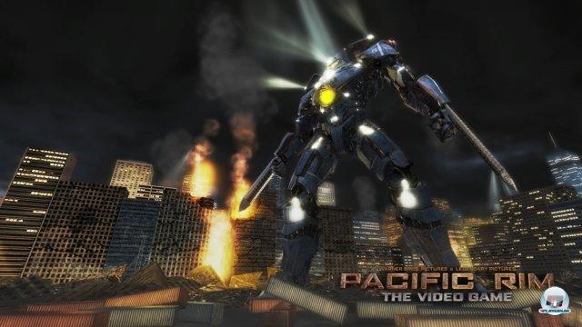 Screenshot - Pacific Rim: The Video Game (360)