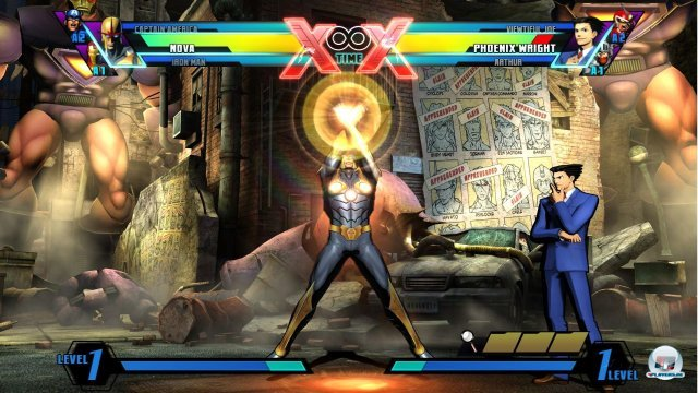 Screenshot - Ultimate Marvel vs. Capcom 3 (360) 2276947