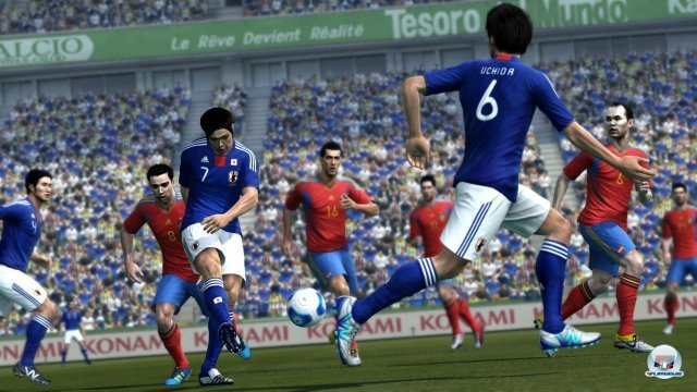 Screenshot - Pro Evolution Soccer 2012 (PlayStation3) 2257797