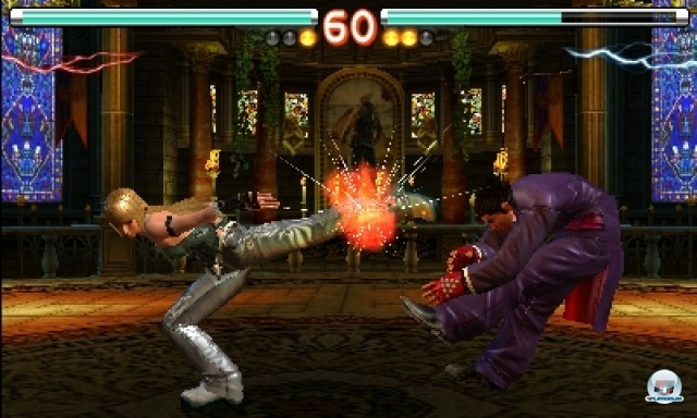Screenshot - Tekken 3D Prime Edition (3DS) 2250682