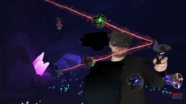 Carpe Lucem ist auch für Oculus Rift erhältlich.