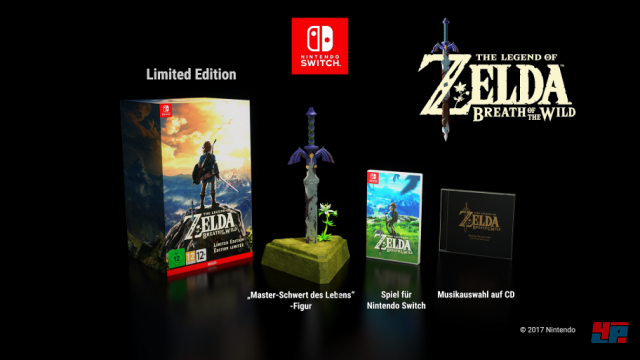 Screenshot - The Legend of Zelda: Breath of the Wild (Switch)